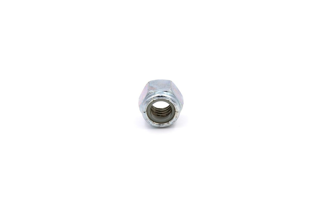 Sicherungsmuttern Stahl verzinkt UNC 3/8 hohe form