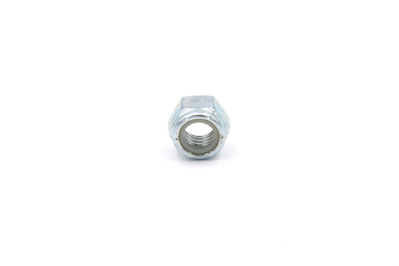 Sicherungsmuttern Stahl verzinkt UNC 7/16 hohe form