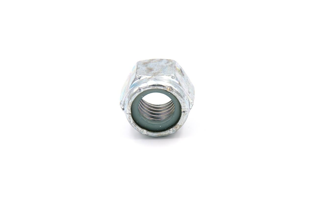 Sicherungsmuttern Stahl verzinkt UNC 5/8 hohe form
